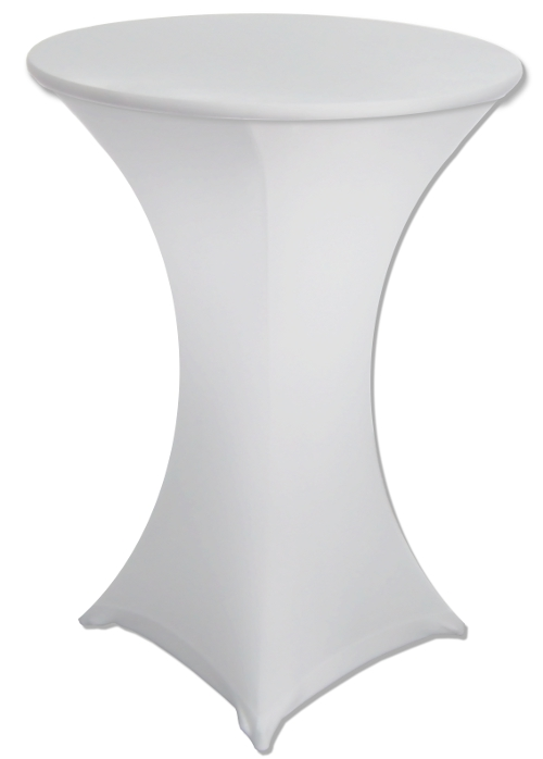spandex highboy table cover